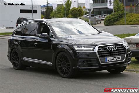 audi sq7 audi sq7 tipped for frankfurt 2015 debut gtspirit