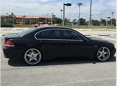 If You Ever Wanted an LS-swapped 2002 BMW 745, This is For ... 745