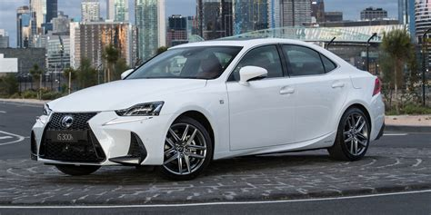 lexus sedan 2017 lexus is review caradvice