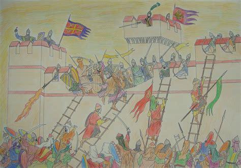 constantinople siege siege of constantinople 1422 by faisalhashemi on deviantart