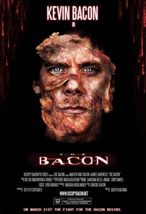 Kevin Bacon Meme - bacon on pinterest bacon wrapped chocolate covered