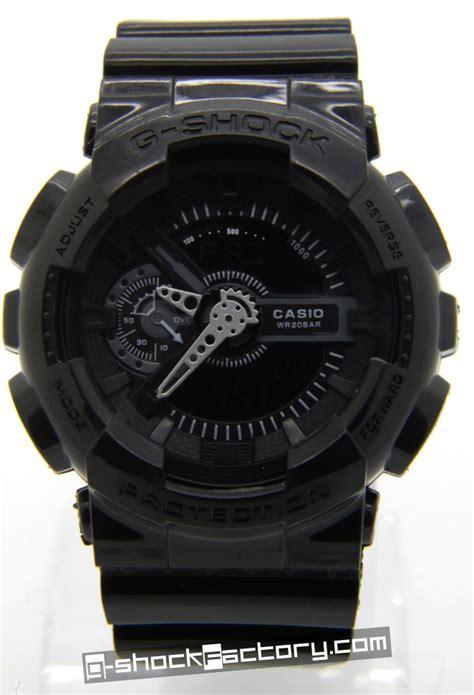 G Shock Ga110 Black g shock ga 110 black by www g
