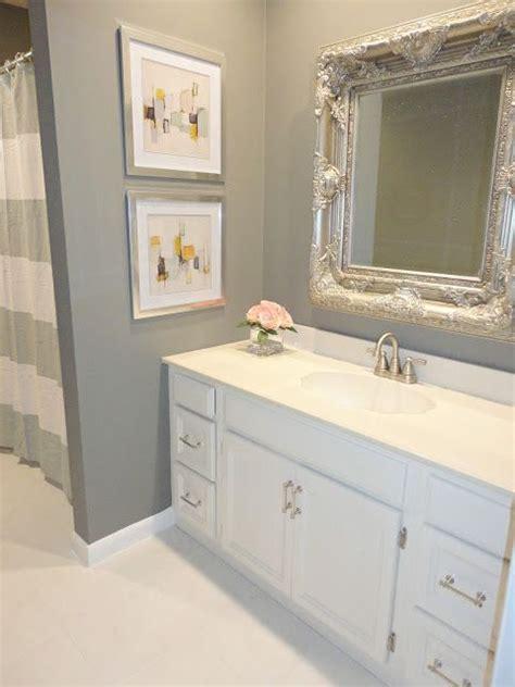 chelsea gray bathroom best 25 chelsea gray ideas on grey cabinets