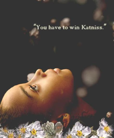 rue quot you have to win katniss quot the hunger games photo
