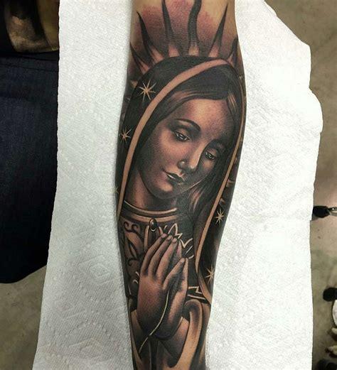 virgen de guadalupe tattoos pictures adrian lazaro tatuaje religioso virgen jpg 981 215 1080