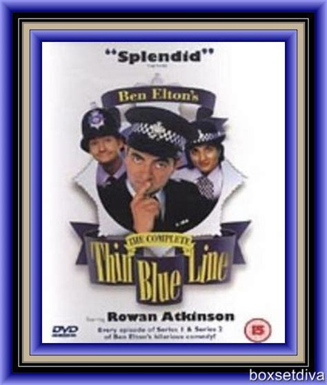 Dvd Original The Thin Line Region 2 the thin blue line complete series 1 2 brand new dvd ebay
