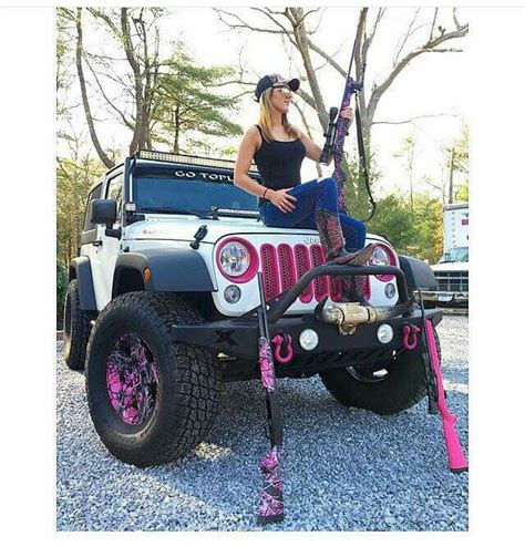 muddy jeep girls silly boys jeeps are for girls muddygirl jeep