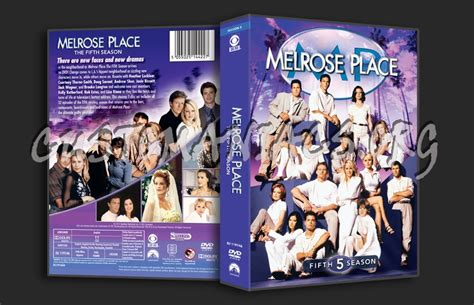melrose place season 5 melrose place season 5 dvd cover dvd covers labels by