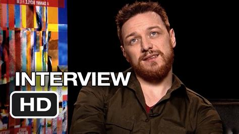 james mcavoy painting movie trance interview james mcavoy 2013 james mcavoy