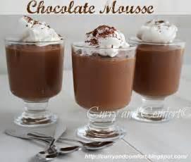 chocolate mousse recipe dishmaps