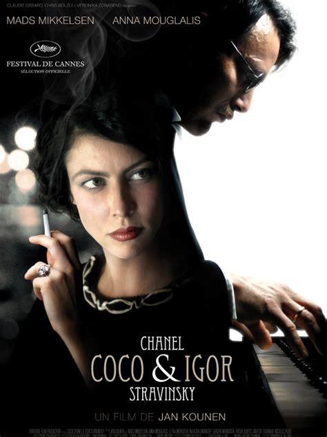 film coco chanel coco chanel igor stravinsky film 2009 allocin 233