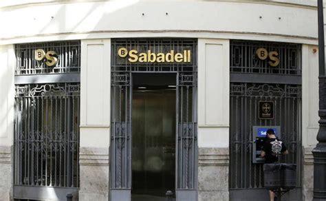 oficinas banco sabadell valencia banco sabadell inicia el proceso de venta de su