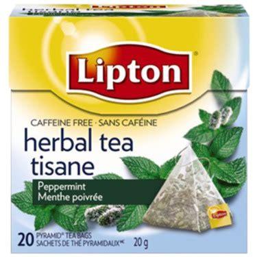 Teh Lipton Peppermint lipton herbal tea peppermint pyramid tea bags reviews in