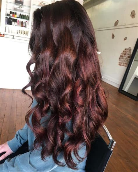 reddish hair color best 25 reddish brown hair color ideas on