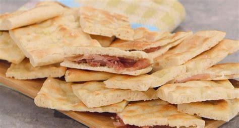 cucina parodi ricette benedetta parodi le focaccine con farina di pur 232