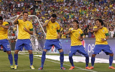 brazil national team celebration hd wallpaper fifa world