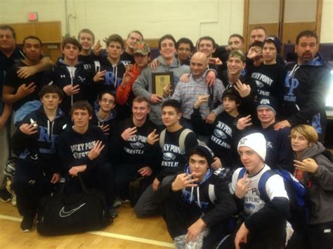 Racking Up Points by Rocky Point Wrestlers Rack Up Top Honors Miller Place
