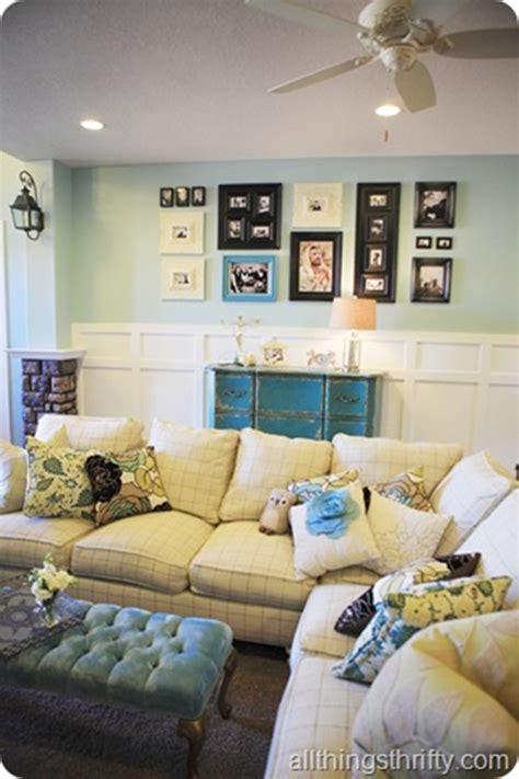 cottage living room curtain ideas