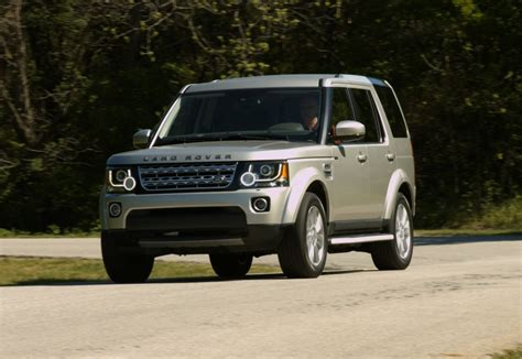 land rover car 2016 test drive 2016 land rover lr4 hse lux review car pro