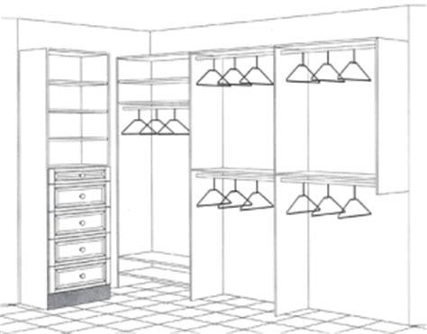 3d Closet Design by 3d Design Custom Closet Organizers Inc Custom Closets
