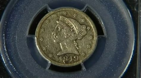 gold coins found in california backyard 10m calif gold coin hoard found in yard may have been