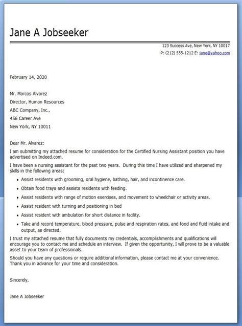 cover letter sample resume cna new cna resume sample sample