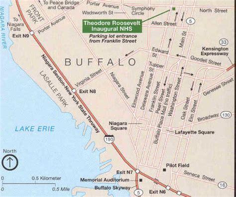 Phone Lookup Buffalo Ny Map To Theodore Roosevelt Inaugural Site Theodore Roosevelt Inaugural National
