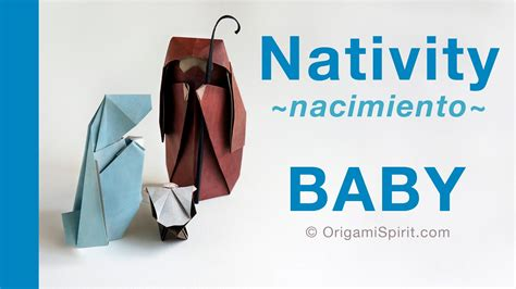 origami baby jesus origami tutorial and on how to make an