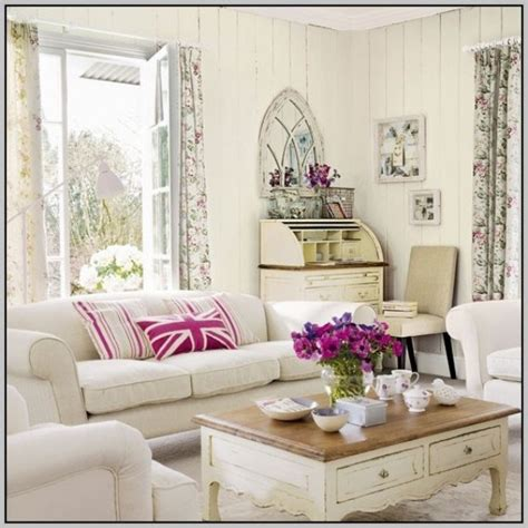 shabby chic furniture my daily magazine architecture - Shabby Chic Sofas Living Room Furniture