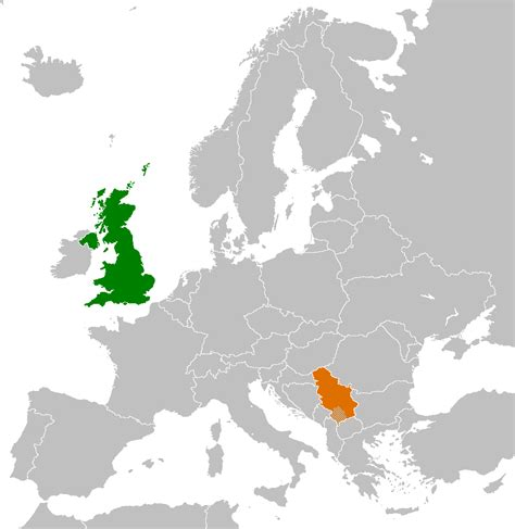 Finder United Kingdom File United Kingdom Serbia Locator Png Wikimedia Commons