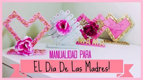 decorar fotos para el dia de la madre gratis manualidades para el dia de la madre manualidades con