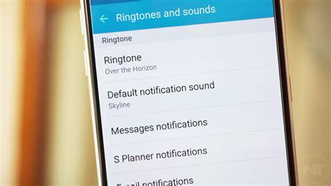 Samsung Galaxy Note 10 Ringtone by Samsung Galaxy Note 5 Ringtones Notification Sounds Naldotech