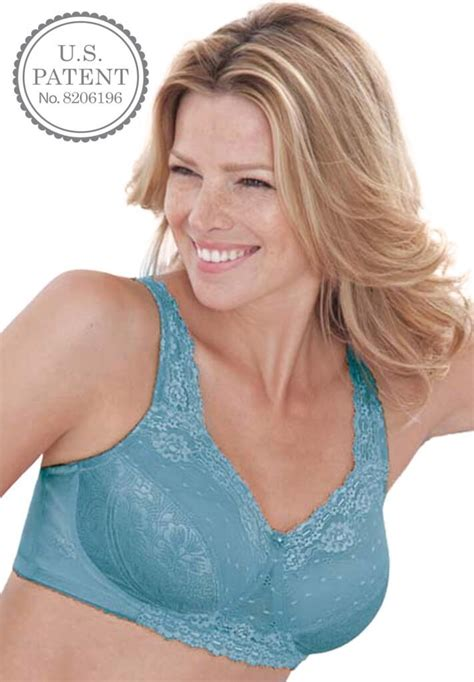 comfort choice bra lingerie of the week comfort choice lace bra