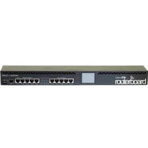 Jual Router Mikrotik Di Jakarta jual harga mikrotik rb2011uas rm routerboard rackmount
