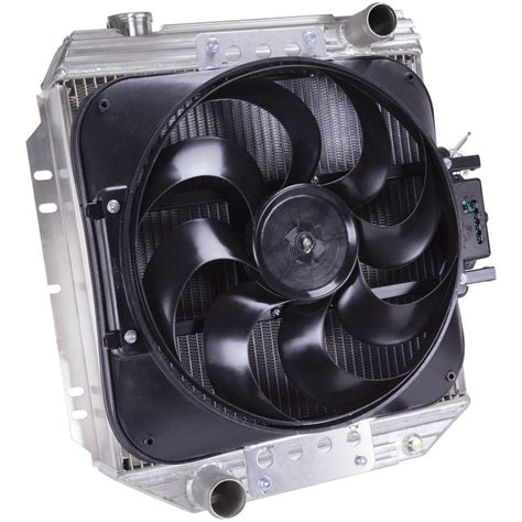 chion radiator electric fan 66 mustang electric radiator fan 66 free engine image