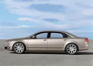 2008 Audi A8l 2008 Audi A8l W12 Quattro