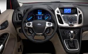2014 ford transit connect interior photo