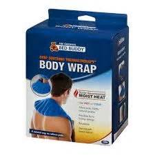 bed buddy body wrap bed buddy deep penetrating body wrap 1ct