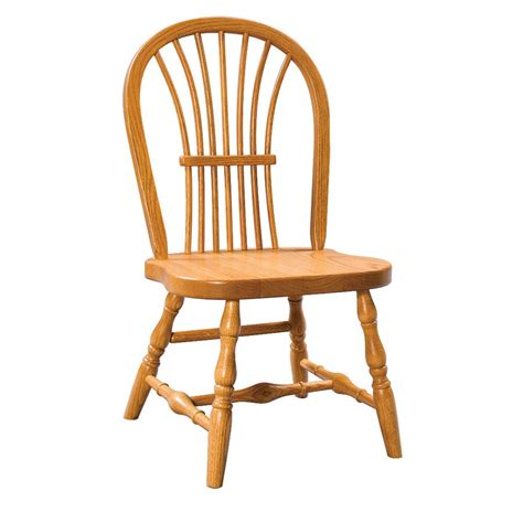wheat back chair for