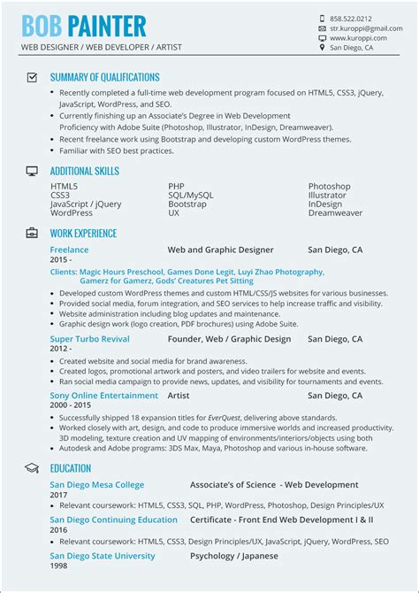 design editor job description bob painter web design web development artist