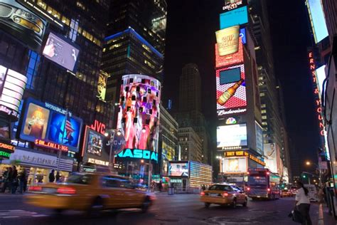 new york through the 1781579733 the age of ads advertising in times square through the years