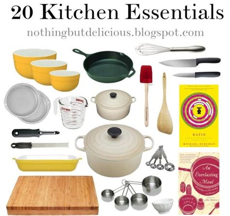 best kitchen essentials best 25 kitchen essentials list ideas on pinterest