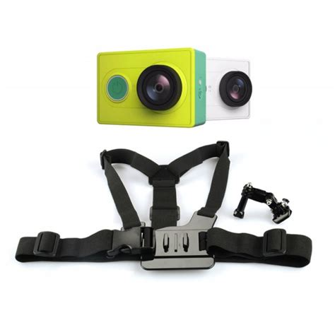 Chest Mount Harness for Xiaomi Yi Sports Camera   Buy