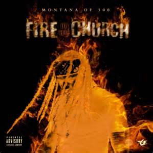 D 233 couvre l album de 171 montana of 300 fire in the church 187 et