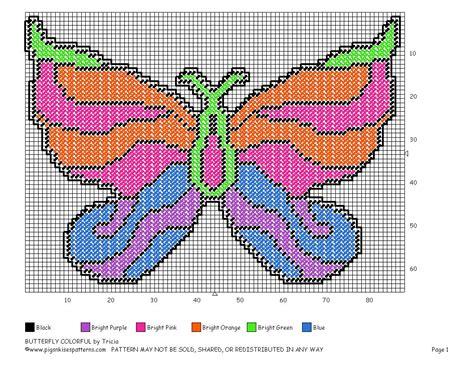 butterfly pattern pinterest butterfly 1 plastic canvas patterns pinterest