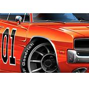 CHARGER GENERAL LEE