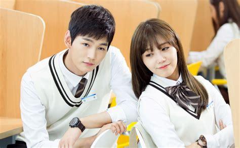 Thegenerals 09 Oleh Han Yu Rang won geun puji sikap eun ji a pink selama drama