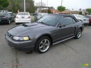 2003 Ford Mustang Convertible 2003 Ford Mustang Gt Convertible In Shadow Grey