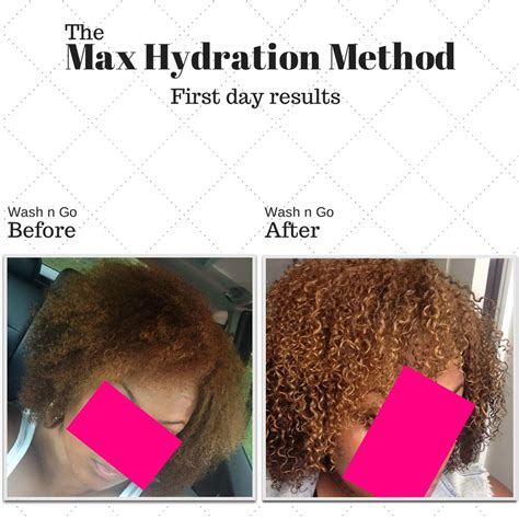 4c hydration method the new max hydration method promises moisturized defined