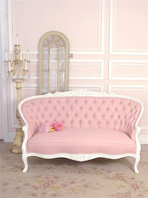 pink vintage sofa 1000 images about welcome to my parlour on pinterest